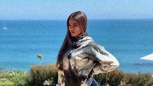 Kaum zu erkennen: Posiert hier wirklich Khloé Kardashian?