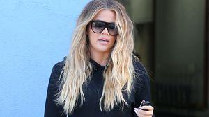Wegen Schwangerschaft: Khloe Kardashian weint nonstop