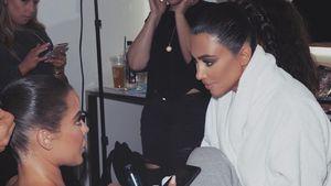 Kim Kardashian vermisst während Quarantäne ihre Schwestern