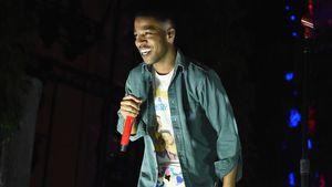 Diskussionen im Netz: Kid Cudi performt in Blümchenkleid