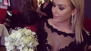 Hochzeitsalarm! Kim Gloss fängt Sila Sahins Brautstrauß!