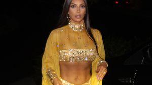 Heiße Body-Offensive: Kim Kardashian hat ein Mega-Sixpack!