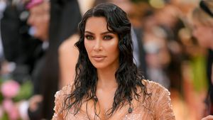 Kim Kardashian machte für Met Gala-Outfit Korsett-Atemübung!