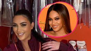 Nach gemeinsamer Party: Kim K. wird von Beyoncé ausgestattet