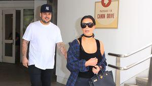 Kim Kardashian versichert Fans: Bruder Rob geht es super!