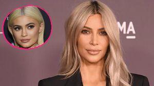 Kim Kardashian drängt Schwester Kylie zum Baby-Geständnis!