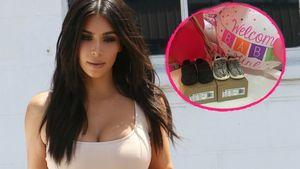Kim Kardashians Baby-Geschenk zur Geburt von Dream Renee