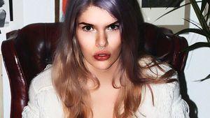 Das Transgender-Model Kim Nala