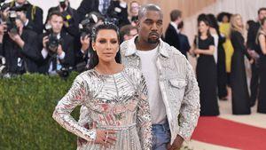 """Kim und Kanye bei der """"Costume Institute Gala"""" im Metropolitan Museum of Art 2016"""