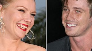 Kirsten Dunst total verliebt in Garrett Hedlund