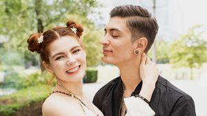 Frisch verlobte Klaudia macht ihrem Felipe Liebeserklärung!
