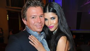 "Klaus Brunmayr & Micaela Schäfer bei der ""Dirty Dancing on tour"" - Aftershowparty 2014 in Berlin"