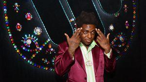 Wegen Schlägerei: Rapper Kodak Black wieder in Handschellen!