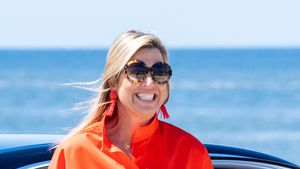 Strahlefrau: Königin Máxima bringt den Sommer nach Texel