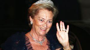 Königin Paola von Belgien