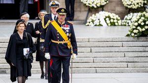 König Harald: So geht es seiner Familie nach Ari Behns Tod