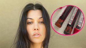 Makaber: Kourtney Kardashian hat Ampullen voll Blut zu Hause