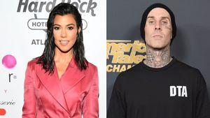 So wurden Kourtney Kardashian und Travis Barker ein Paar
