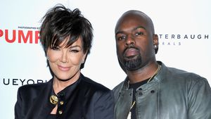 Kris Jenner und Corey Gamble 2015 in Los Angeles