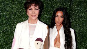 Kris Jenner gab Tochter Kim Kardashian einen Scheidungstipp