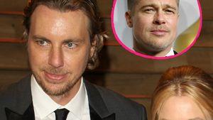 Kristen Bell & Dax: Brad Pitt hängt über Ehe-Bett!