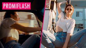 Kristen Stewart im neuen Rolling Stones-Video