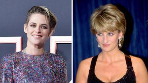 Wow: Neue Fotos von Kristen Stewart als Prinzessin Diana!