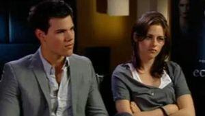 Twilight-Stars-Interview: Wird der Druck zu groß?