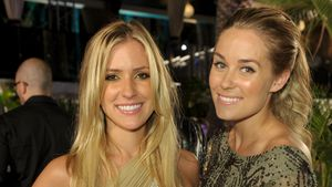 "Kristin Cavallari und Lauren Conrad bei der ""The Hills: A Hollywood Ending""-Party in Hollywood"