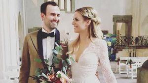 Sie hat geheiratet: Sandra Schneiders ist jetzt Frau Kuhn