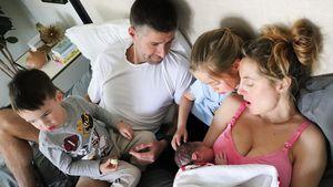 Versöhnt? Eva Amurri teilt erste Baby-Fotos mit Ex Kyle