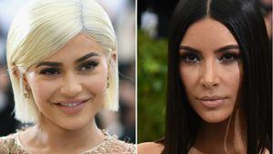 In 5 Jahren Milliardärin: Ist Kim K. eifersüchtig auf Kylie?
