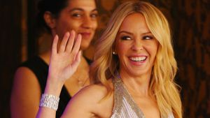 Bye bye, Kylie Minogue: Nach der Hochzeit mit neuem Namen