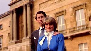 2 Uhren an einem Arm: Lady Di trug Liebesbeweis für Charles
