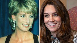 Prinzessin Diana wäre 59: So hält Kate ihr Andenken hoch