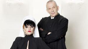 Ganz privat: Lady GaGa hat ein Date mit Gaultier!