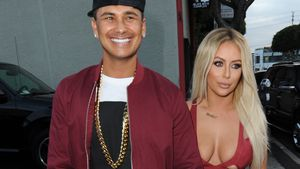 DJ Pauly D und Aubrey O'Day in Los Angeles