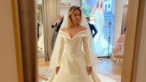 Ein Traum in Weiß: Lala Kent postet Throwback-Hochzeitsfoto