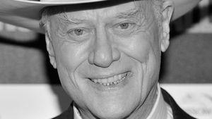 "Larry Hagman (✝81): 1. Todestag der ""Dallas""-Ikone"