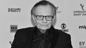Nach Corona-Infektion: Talk-Legende Larry King ist gestorben