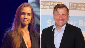 """Trotz Diss: Laura und Martin wie Kumpels bei """"Let's Dance"""""""