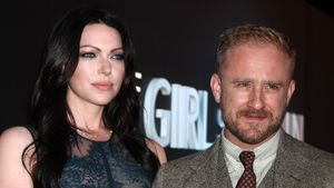 "Laura Prepon und Ben Foster beim der Premiere von ""The Girl On The Train"" in New York"