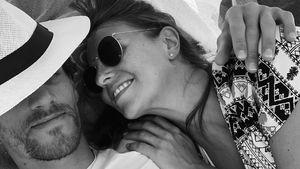 Pärchen-Pic: Laura Wontorra gratuliert Simon zum Geburtstag