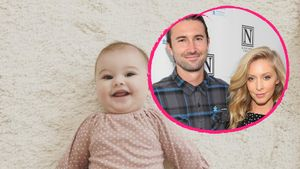 Leah & Brandon Jenner: So groß ist Baby Eva schon!