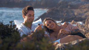 """""""Klar"""": Bachelorette Melissa und Leander über Hochzeitspläne"""