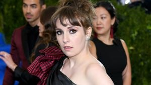 Lena Dunham bei der Met Gala in New York