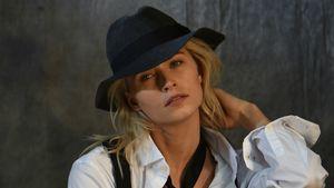 Lena Gercke beim Joop-Fotoshooting