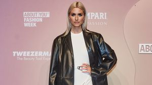 Berlin Fashion Week: Lena Gercke legt Hammer-Auftritt hin