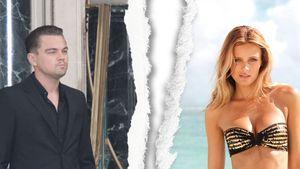 Leonardo DiCaprio und Erin Heatherton