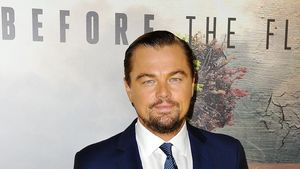 "Leonardo DiCaprio bei der Premiere seiner Dokumentation ""Before The Flood"""